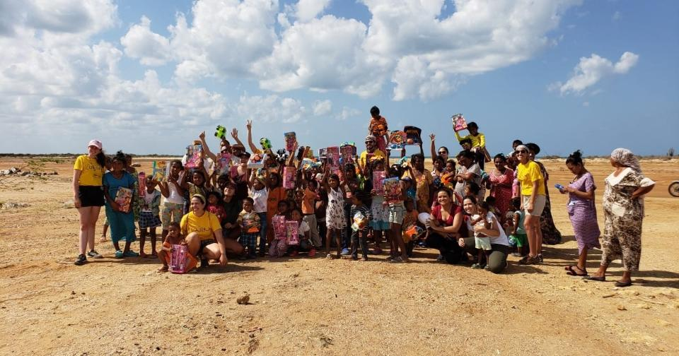 Empresas: Mary Kay se compromete con la fundación Proyecto Guajira en Colombia