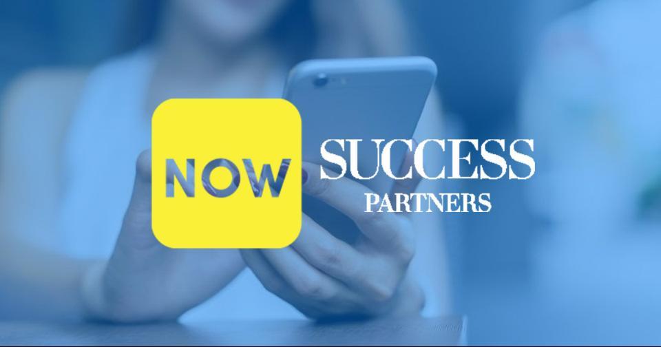 Tecnología: NOW de SUCCESS Partners: la app digital número uno para los networkers