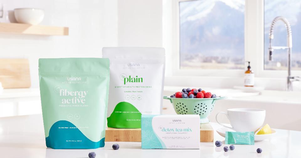 Empresas: USANA lanza por todo lo alto su nueva línea de productos, Active Nutrition