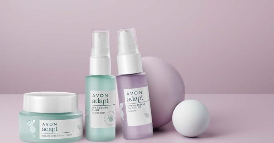 Empresas: Avon lanza nueva línea diseñada para un periodo específico en la vida de la mujer