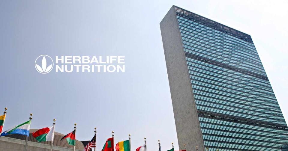 Generales: Herbalife Nutrition asigna presupuesto para el Programa Mundial De Alimentos De Las Naciones Unidas