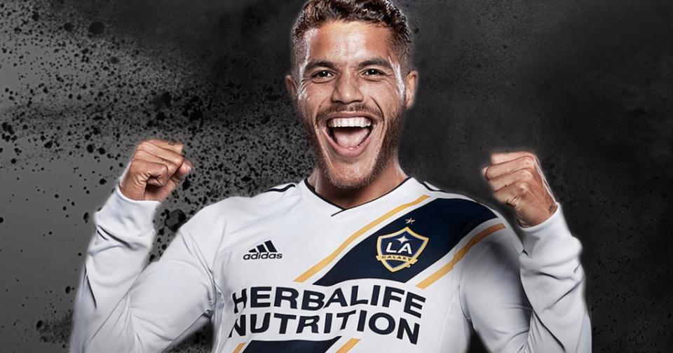 Generales: Herbalife Nutrition estará representada en la camiseta de LA Galaxy