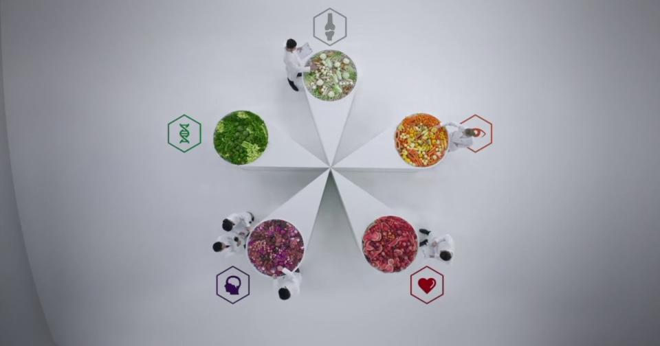 Empresas: Nutrilite ™ Next Generation Double X ™ el refuerzo de inmunidad mejorado de Nutrilite