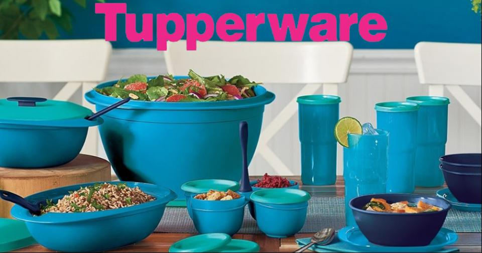 Finanzas: Tupperware registra un aumento del 9% de vendedores en México