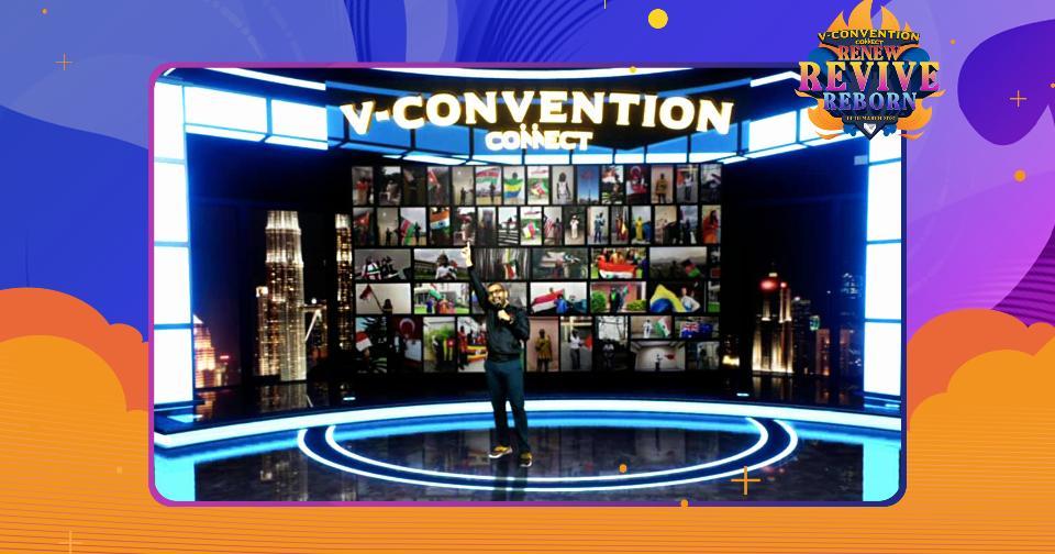 Opinión: V-Convention Connect, la conferencia anual de QNET deja buenas sensaciones respecto a los eventos virtuales