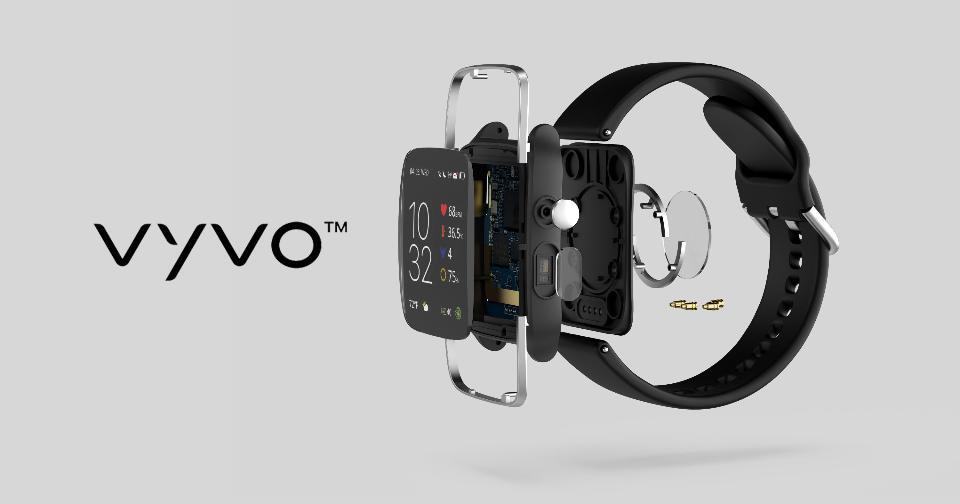 Actualidad: VYVO patentiza con éxito su LifeWatch Generation 2