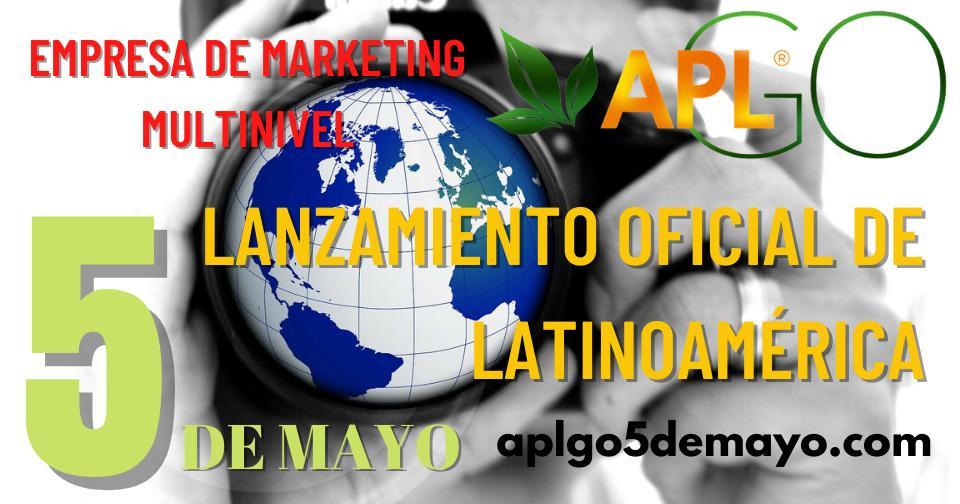Empresas: APLGO: lanzamiento en Latinoamérica el próximo 5 de Mayo