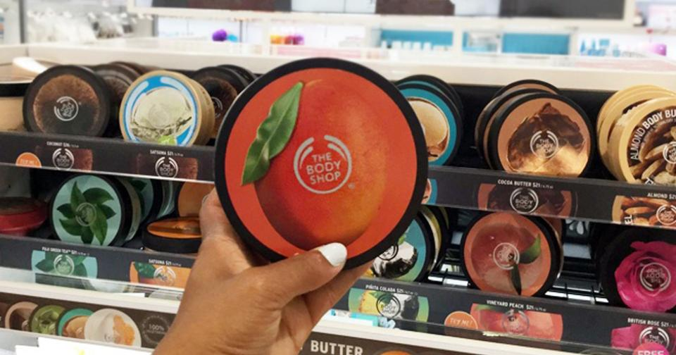 Empresas: Avon comienza a fabricar The Body Shop