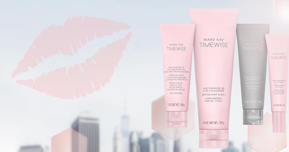 Empresas: Mary Kay comparte innovadora investigación sobre cuidado de la piel