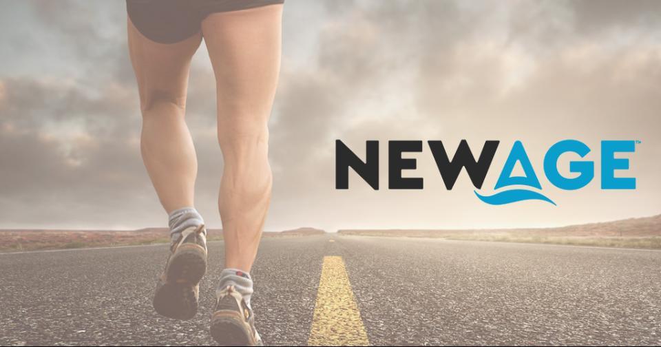 Actualidad: NewAge obtiene un crecimiento récord en Europa