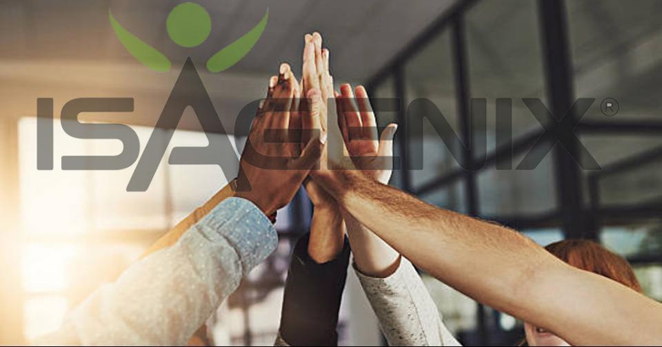 Empresas: Por cuarto año consecutivo Isagenix es reconocida como una empresa saludable