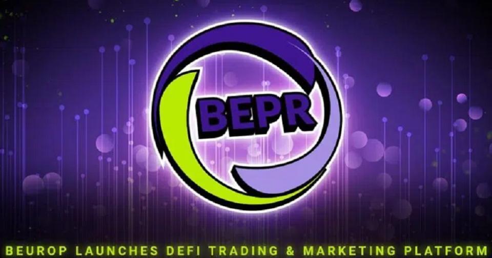 Criptomonedas: BEUROP lanza la plataforma de comercio y marketing DeFi para proyectos blockchain