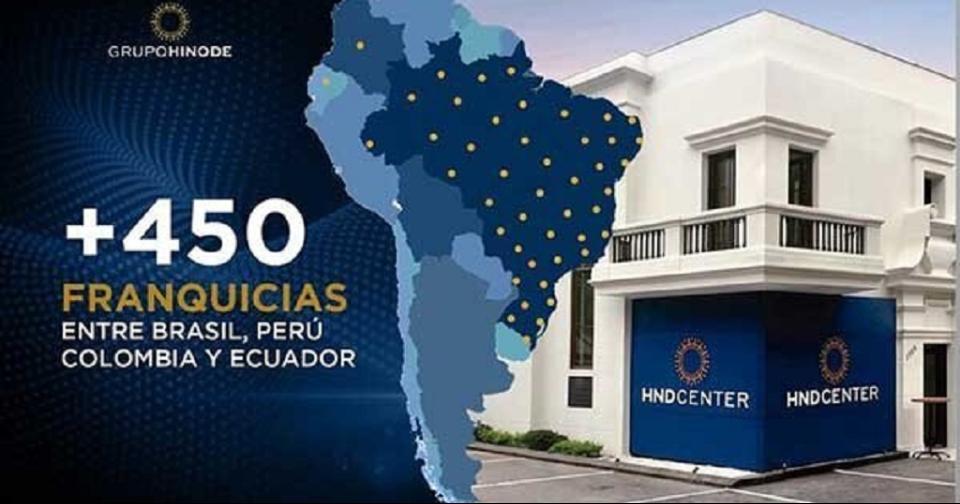 Finanzas: El Grupo Hinode en Perú espera un crecimiento del 50% para finales de 2021