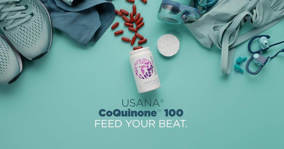 Empresas: El suplemento USANA CoQ10 obtiene otro sello de aprobación por su pureza