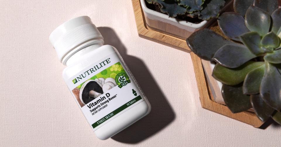 Empresas: Amway lanza su nuevo producto Nutrilite Vitamin D Plus1