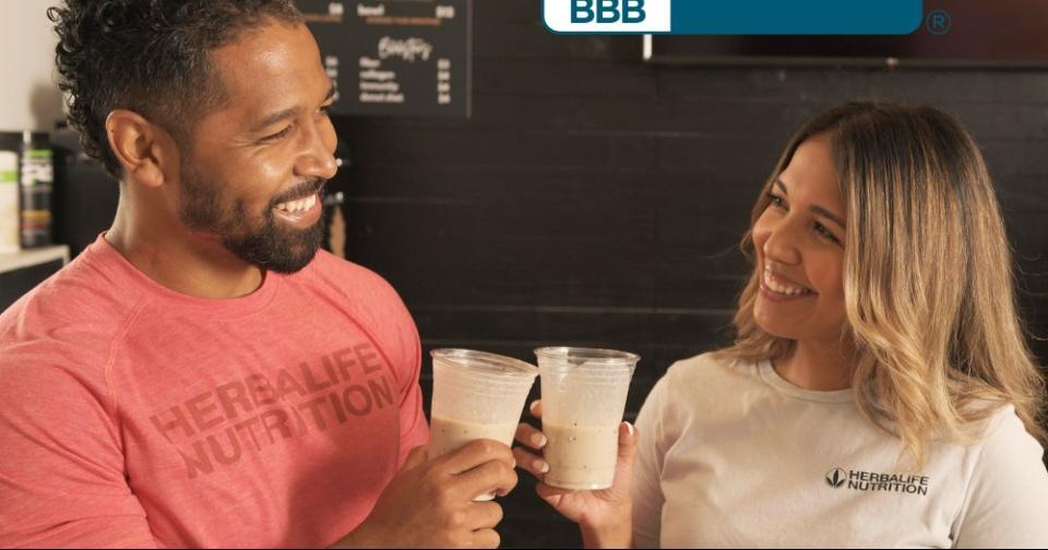 Empresas: Better Business Bureau otorga una calificación A+ a Herbalife Nutrition