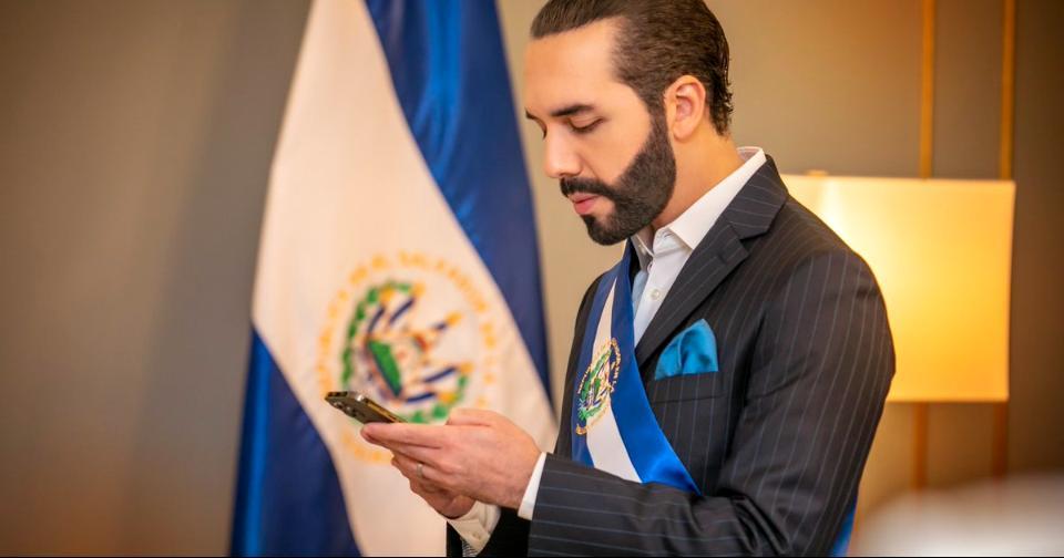 Criptomonedas: Gobierno de El Salvador aprovecha la pérdida de valor del BTC para comprar