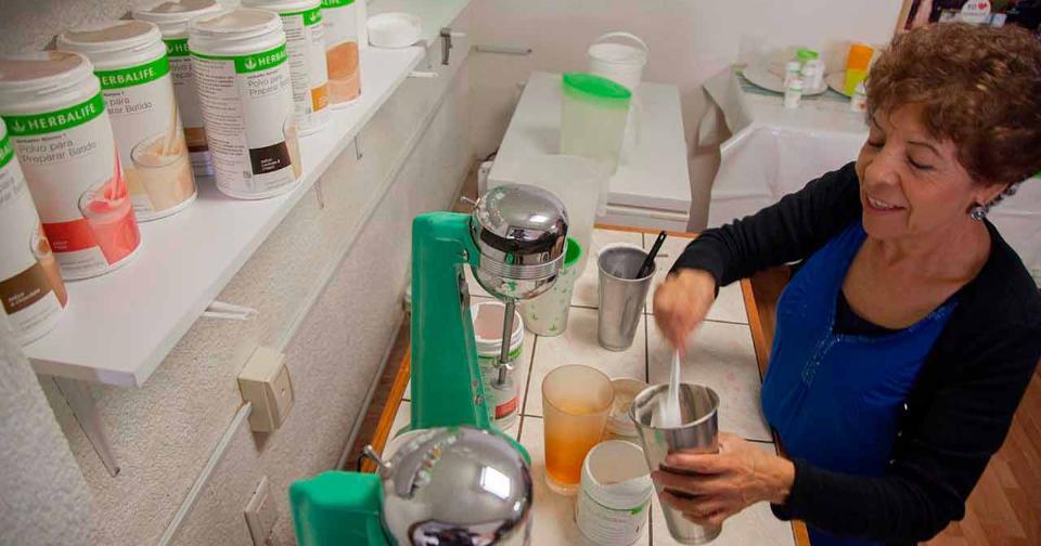 Finanzas: Herbalife alcanza nuevamente un crecimiento de doble dígito en México