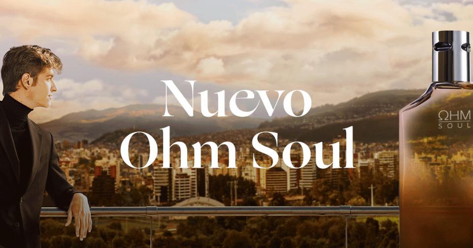 Empresas: OHM Soul, la nueva fragancia masculina de Yanbal
