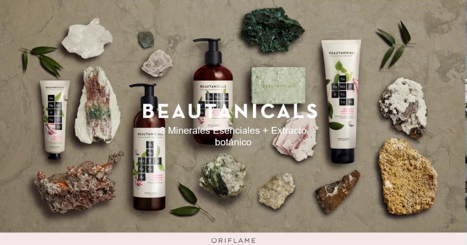 Empresas: Oriflame lanza nueva gama de belleza responsable