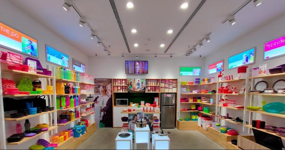 Finanzas: Tupperware Brands abre su tienda número 100 en India