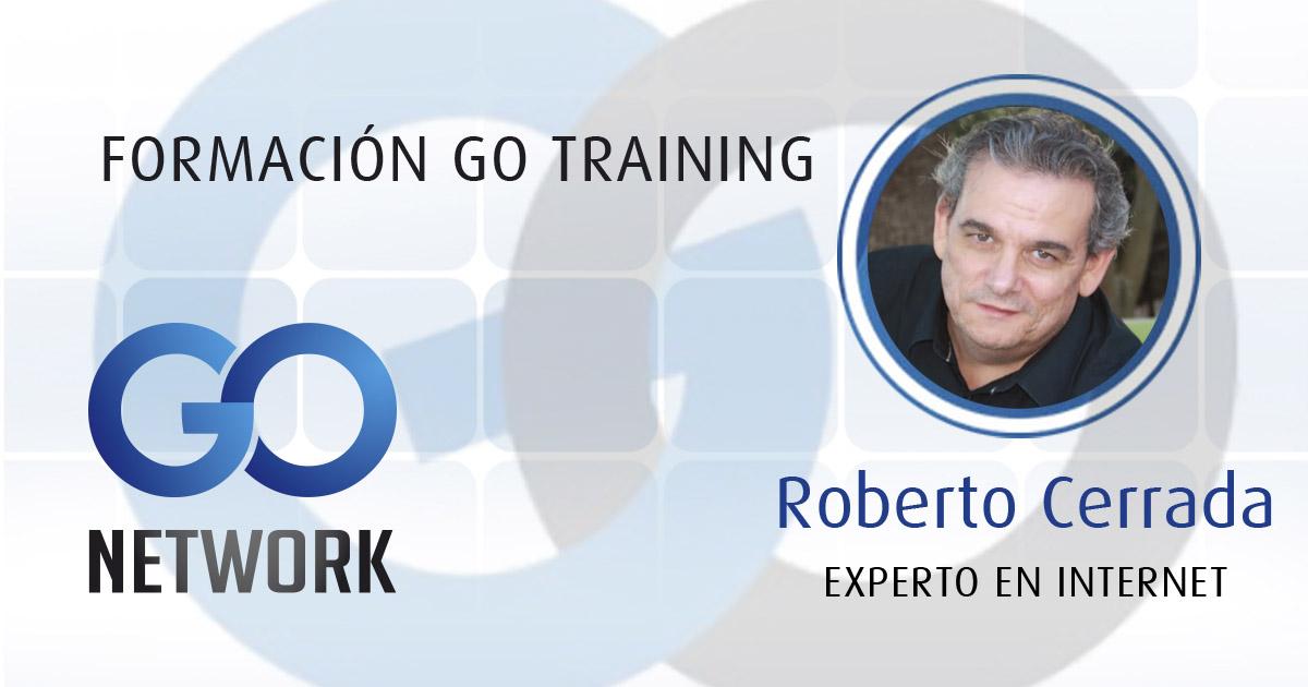 Roberto Cerrada en Global Online