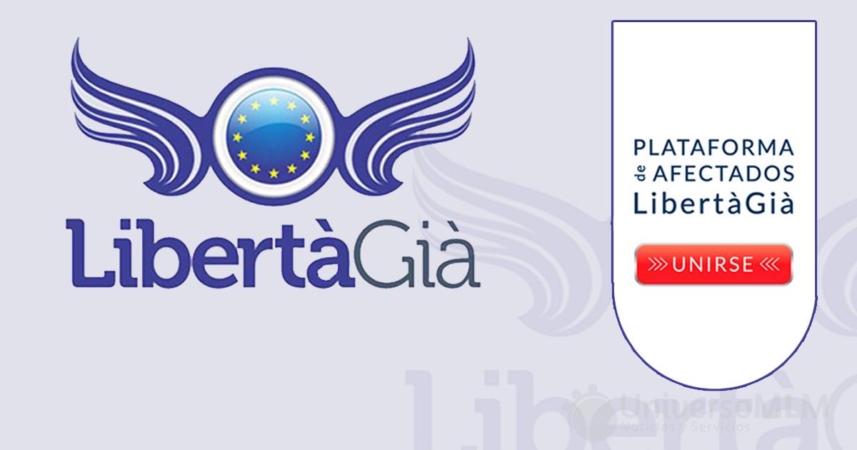 Plataforma de afectados de LibertaGia