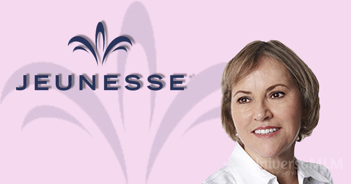 Lucy West, directora de ventas de Estados Unidos y Canadá