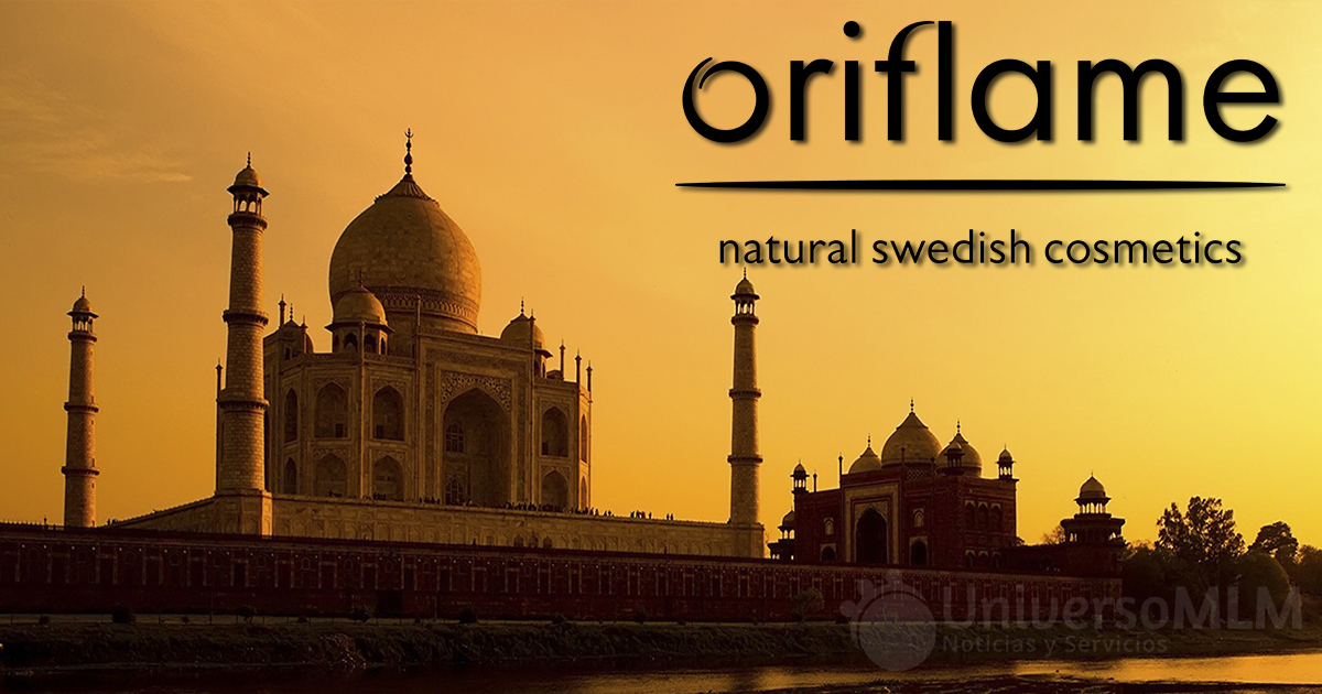 Oriflame expande su negocio en la India