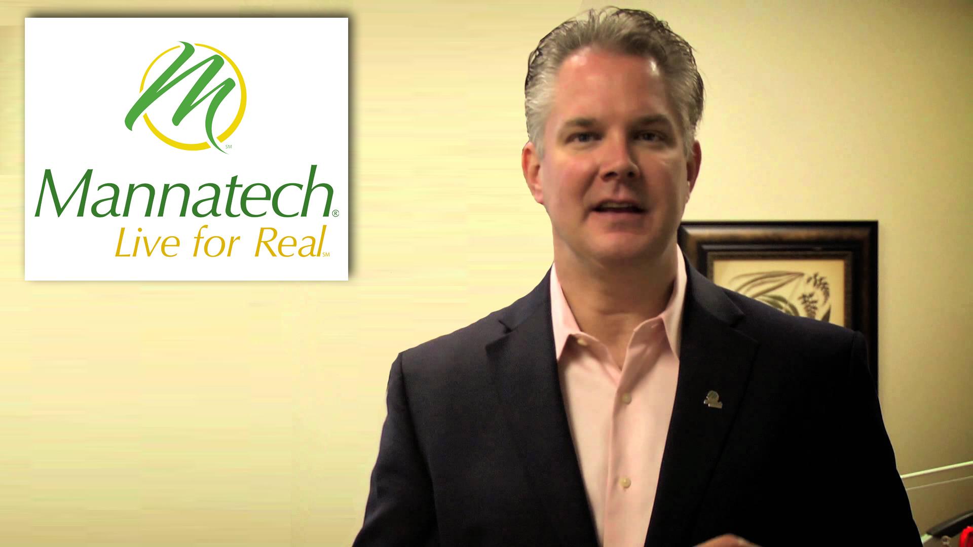 Robert Sinnott, CEO de Mannatech