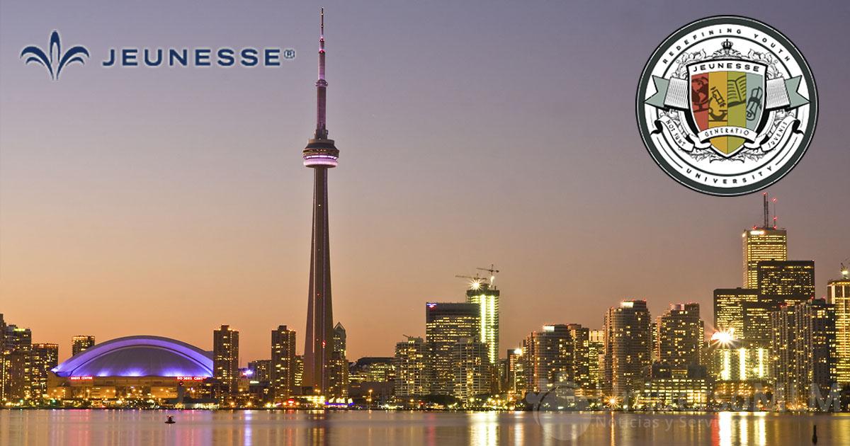 Universidad Jeunesse en Toronto, Canadá