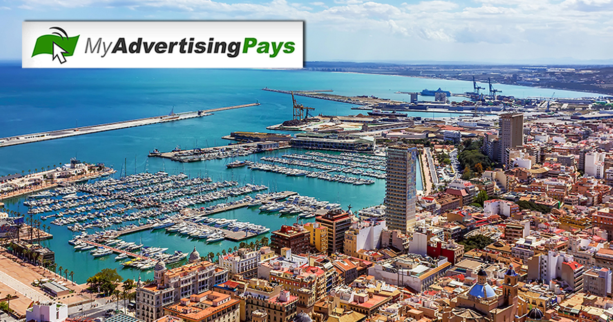 My Advertising Pays celebra un evento nacional en Alicante
