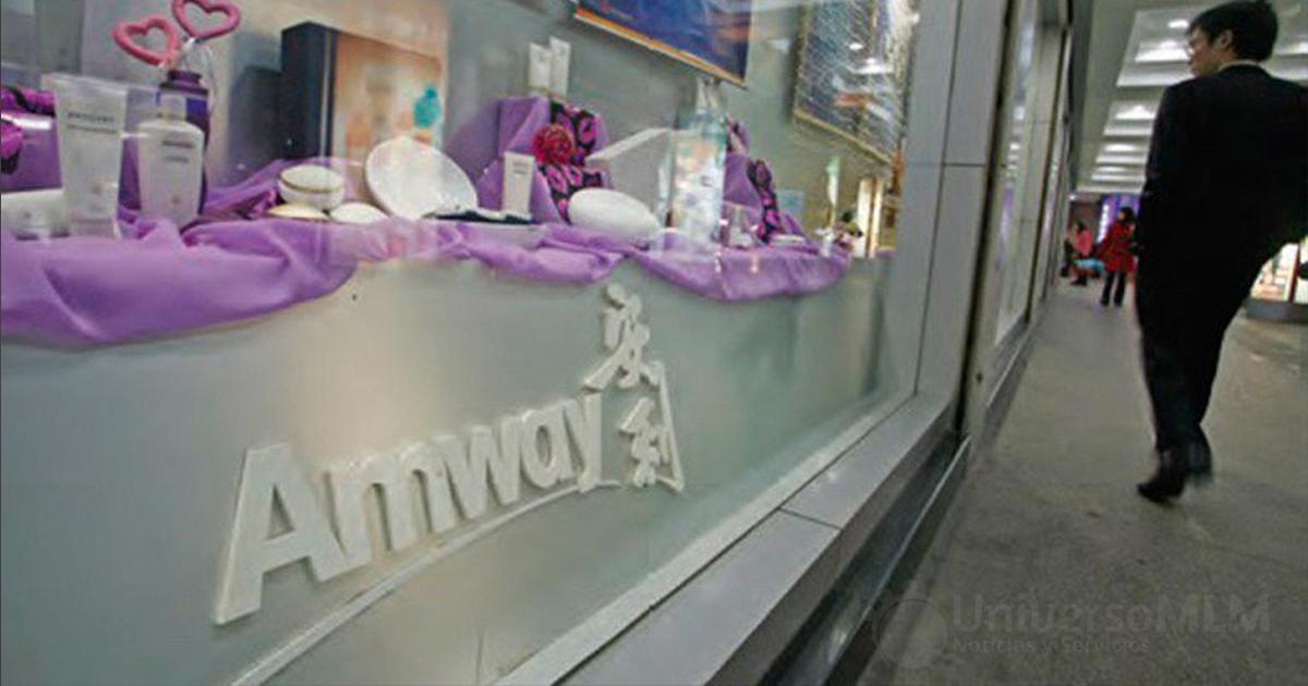 Amway se fija en América Latina para aumentar sus ventas