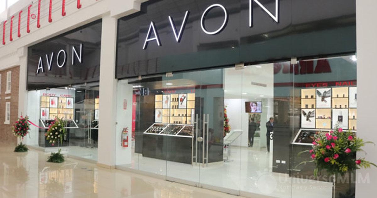 Avon cerrará tiendas en España