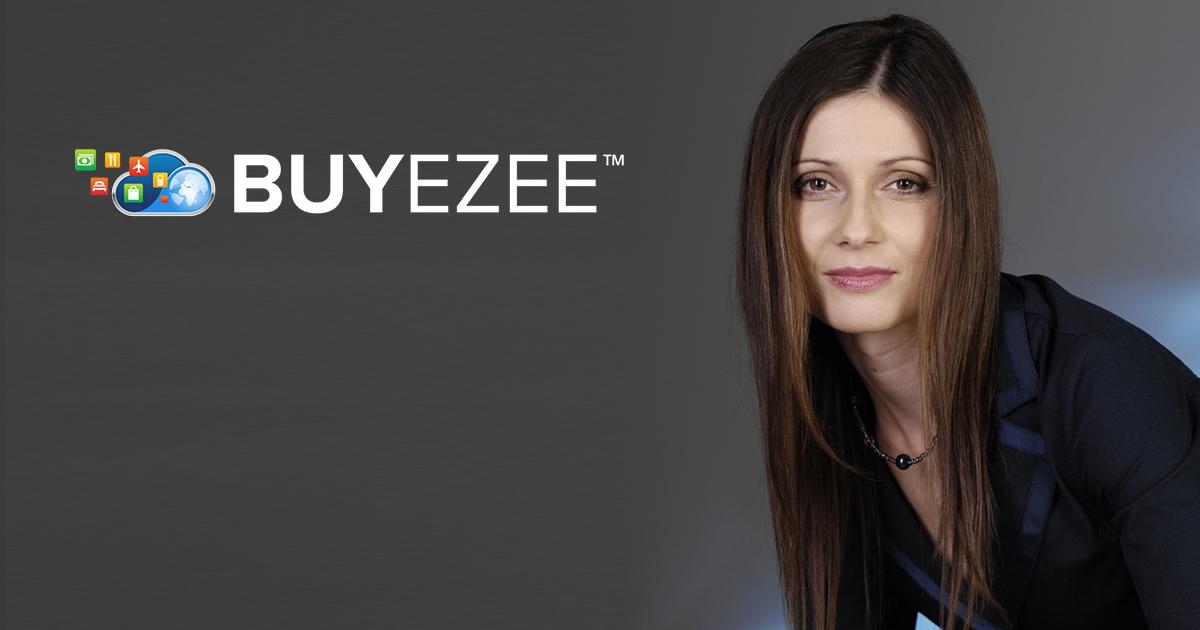 Daniela Claudia Szasz, CEO de Buyezee