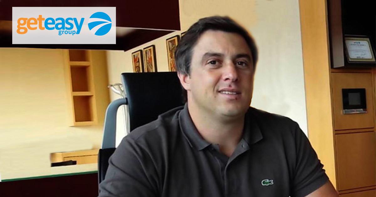 Hernani Gonçalves, líder de GetEasy