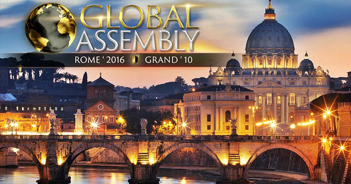Global Intergold celebra su Asamblea Anual en Roma