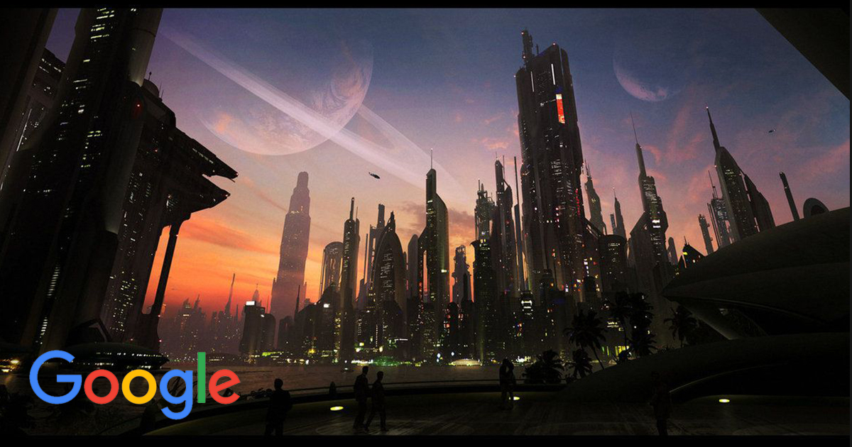 google-city