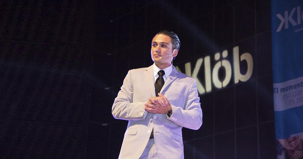 Manuel Estrada, CEO de Klob Internacional