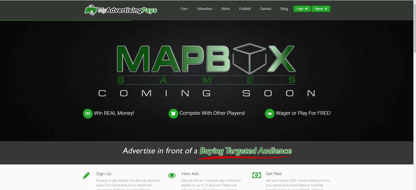 MAPBOX de la nueva MAP 2.0