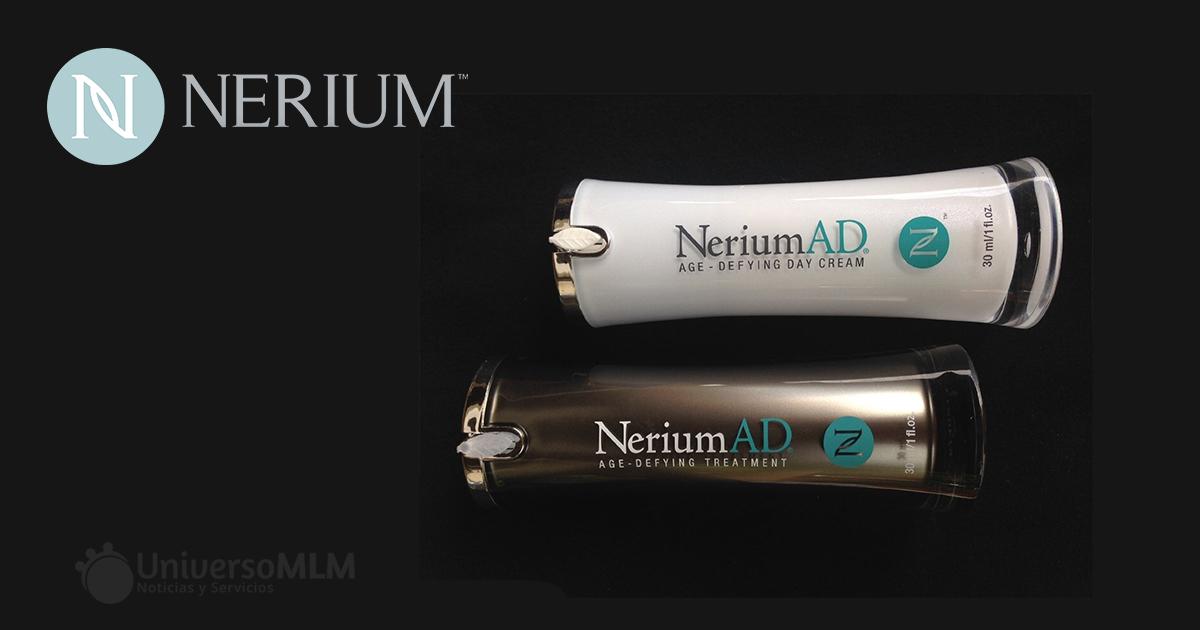 Age Deying, el producto de Nerium