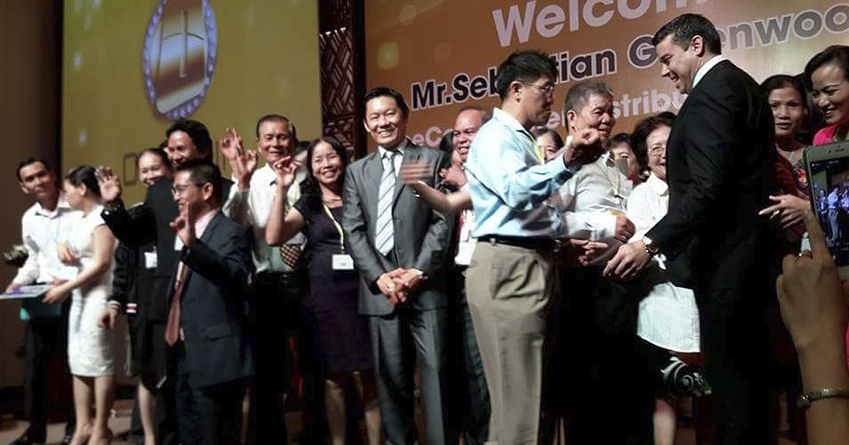 El crecimiento de OneCoin en Asia ha sido muy notable desde sus inicios