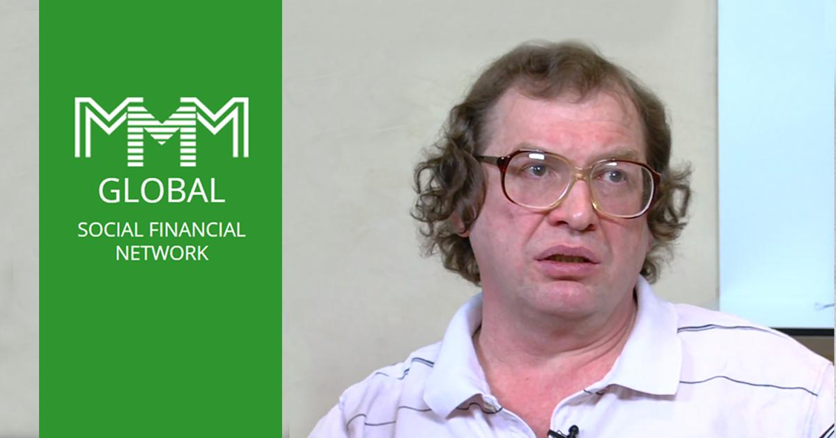 Sergey Mavrodi, creador de MMM Global