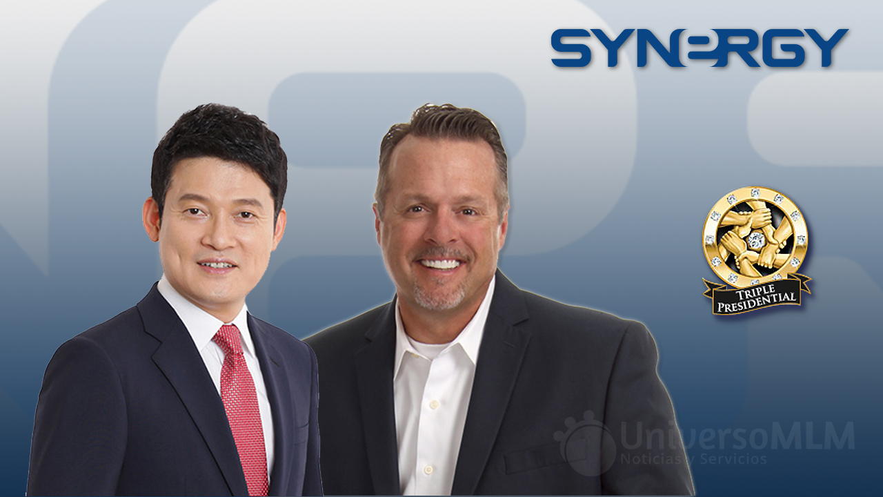 Triple Presidencial Yun Tae Hwang y Mark Comer
