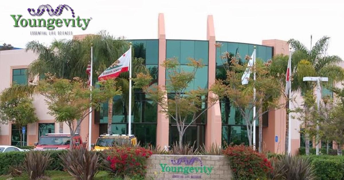 Sede de Youngevity Internacional en Chula Vista, California