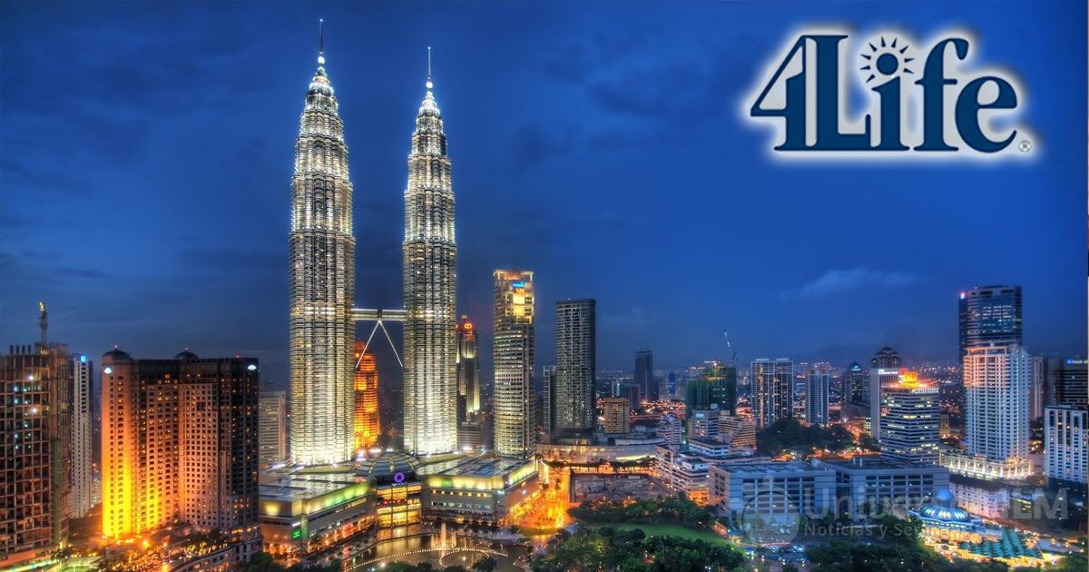 4Life realiza un entrenamiento en Malasia