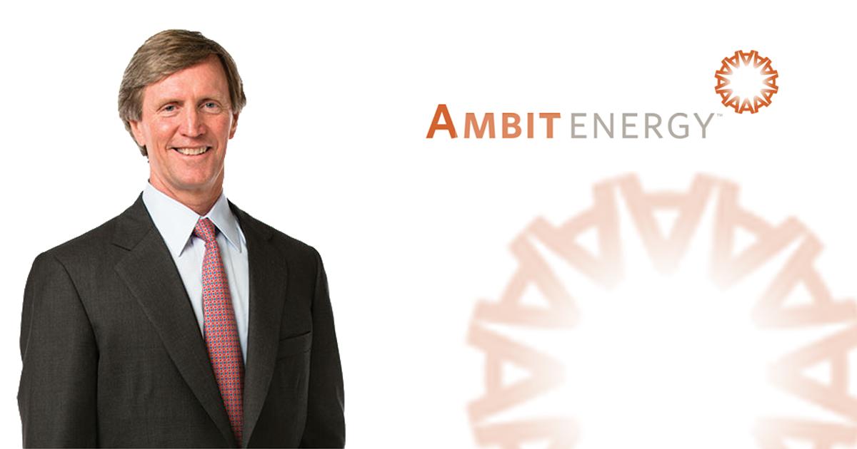 Jere Thompson, fundador de Ambient Energy
