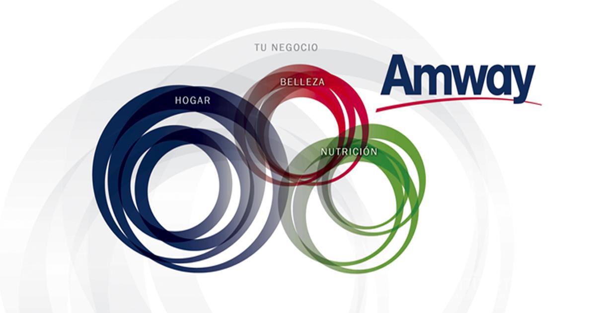 Amway, empresa líder en la industria de la venta directa y el mercadeo en red