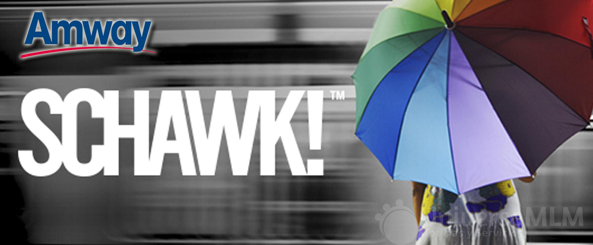Amway entrega un premio a Shawk