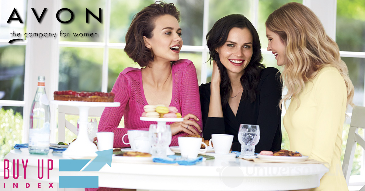 Avon, incluida en The Buy Up Index